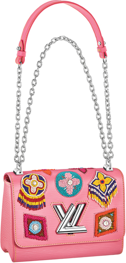 For its Spring Summer 2017 collection, Maison Louis Vuitton perfectly  captures the playful side of Paris. Adornments like embroidery, sequins and  emblems in ... 562f4a6656