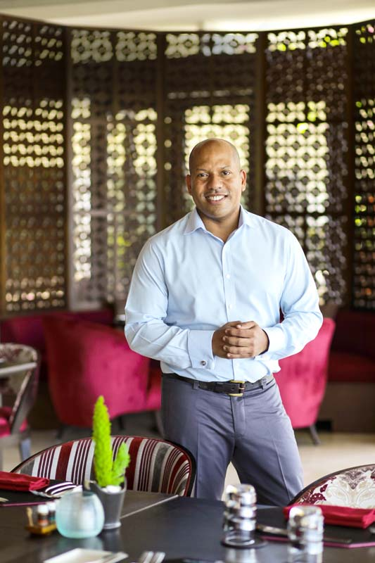 Clive Edwards – General Manager, AYANA Resort and Spa, BALI