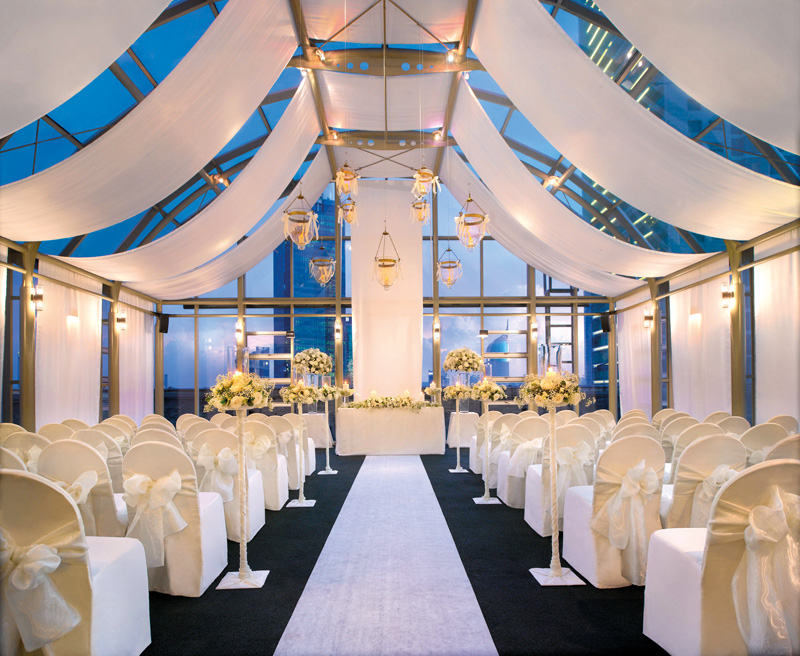 From 4th To 6th August Grand Hyatt Jakarta S Function Rooms And Ballroom Were Transformed For The Much Aned Annual Wedding Fair