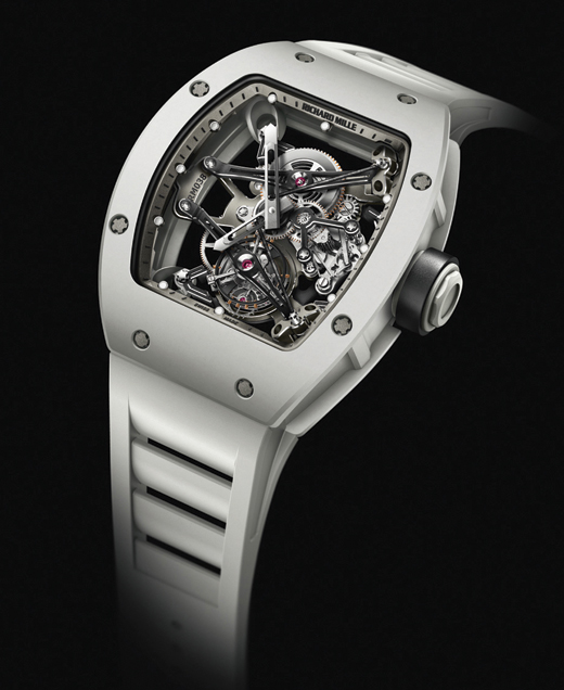 Crafted From A Lightweight Magnesium Alloy This Stunning Watch Is Tough Yet Won T Interfere With Your
